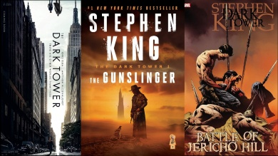 Dark Tower Comparisons